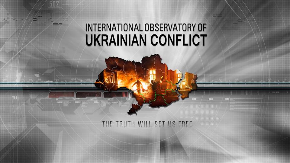 International Observatory of Ukrainian Conflict