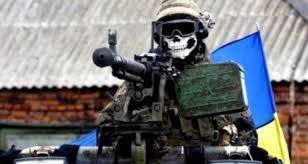 Ukrainiar soldadua